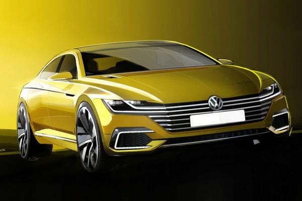VW Sport Coupé Concept GTE_2015_01