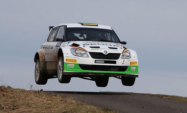 ADAC Rallye Saarland Pfalz 2015 Fabian Kreim