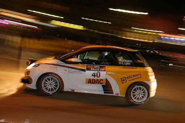 ADAC Rallye Saarland Pfalz 2015 Jacob Madsen