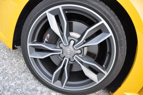 Audi TTS 2015 Fahrbericht - Bild 009