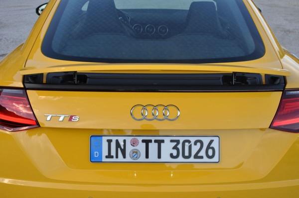 Audi TTS 2015 Fahrbericht - Bild 010