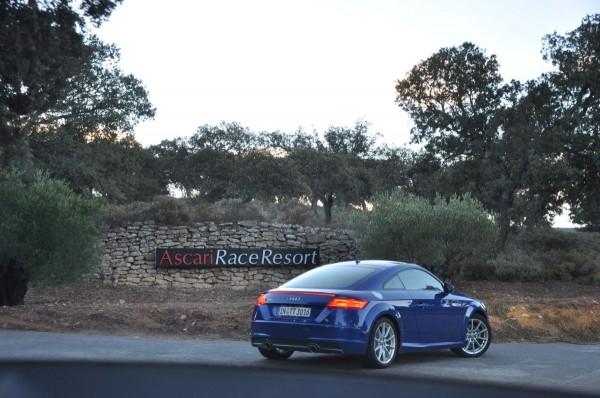 Audi TTS 2015 Fahrbericht - Bild 012