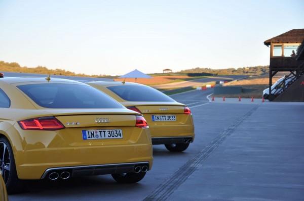 Audi TTS 2015 Fahrbericht - Bild 014