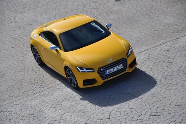 Audi TTS 2015 Fahrbericht - Bild 018