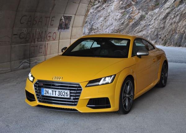 Audi TTS 2015 Fahrbericht - Bild 019