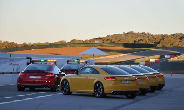 Audi TTS 2015 Fahrbericht - Bild 020