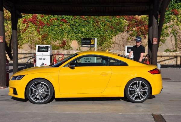 Audi TTS 2015 Fahrbericht - Bild 021