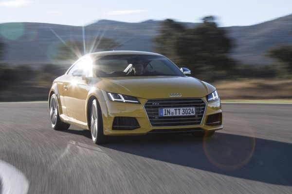 Audi TTS 2015 Fahrbericht - Bild 022