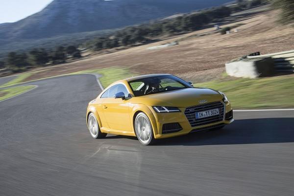Audi TTS Fahrbericht Ascari