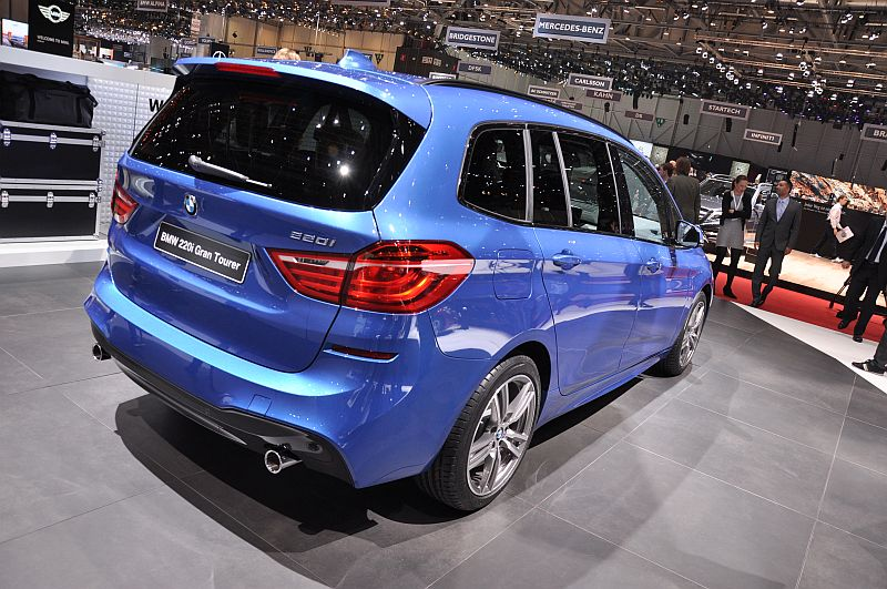 genf 2015 bmw zeigt den bmw 2er gran tourer automobil blog. Black Bedroom Furniture Sets. Home Design Ideas