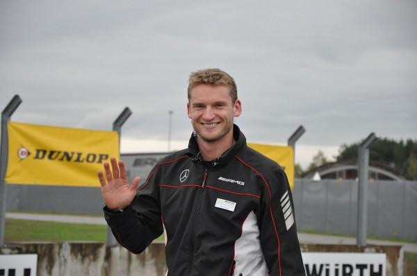 Dunlop AMG Driving Academy Maro Engel