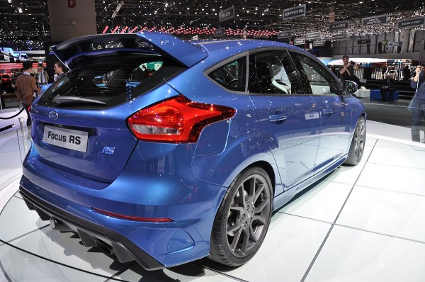 Ford Focus RS 2015 -2