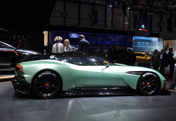 Genf 2015 Aston Martin Vulcan