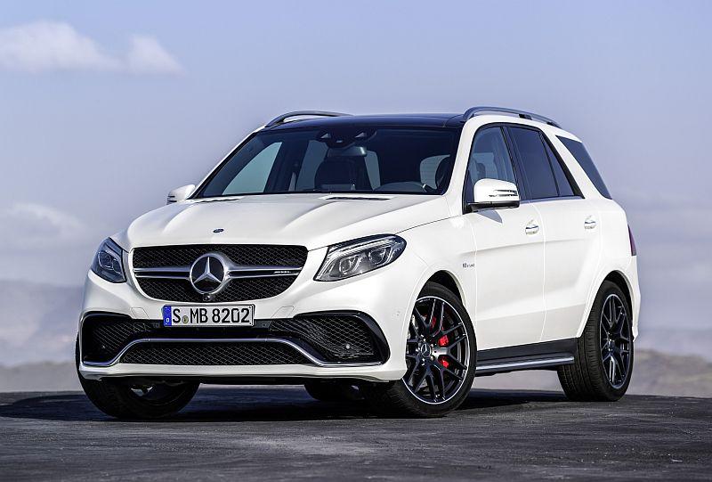 Neue Infos zum Mercedes-AMG GLE 63 4MATIC und GLE 63 S 4MATIC
