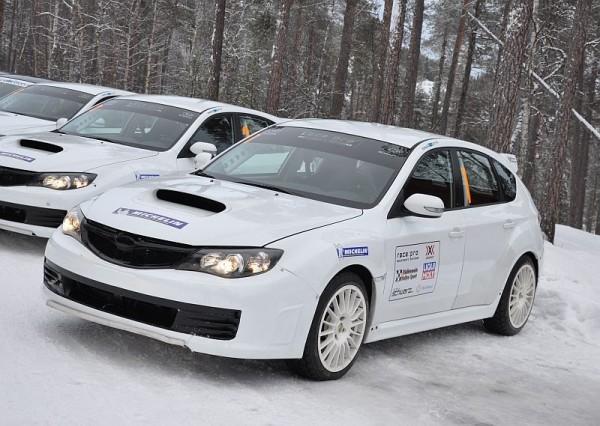 Michelin-Winter-Experience-2015-Subaru-WRX-STI-Gruppe-N