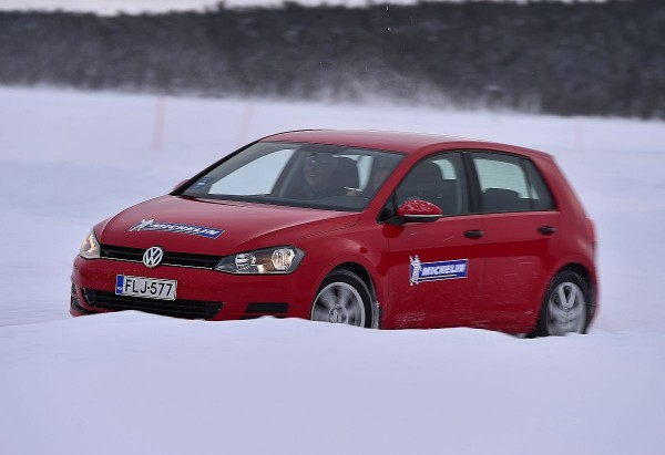 Michelin Winter Experience 2015 VW Golf