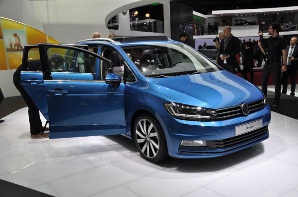 Neuer VW Touran 2