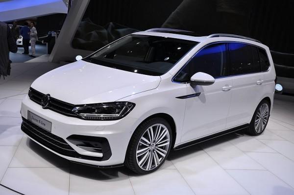 Neuer VW Touran 2 R-Line