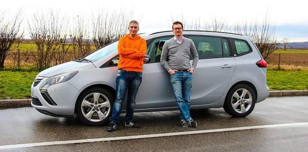 Opel Roadtrip 2015