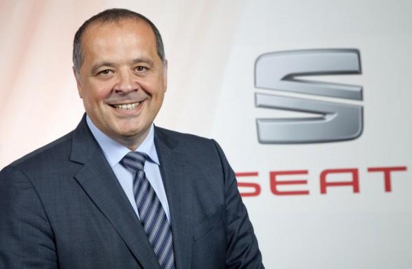 Seat Deutschland-Chef Bernhard Bauer