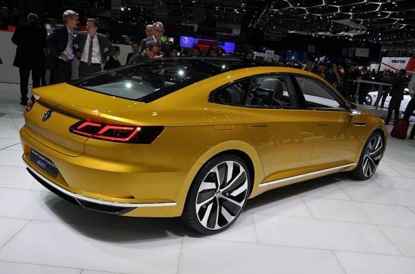 VW Sport Coupe Concept GTE