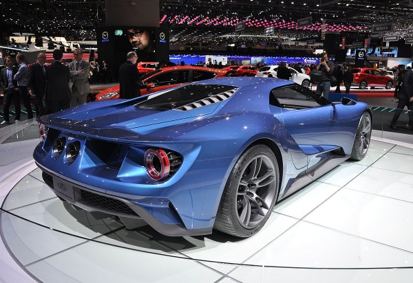 genf 2015 Ford GT 02