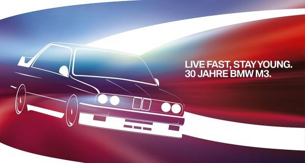 30 Jahre BMW M3 Techno Classica 2015