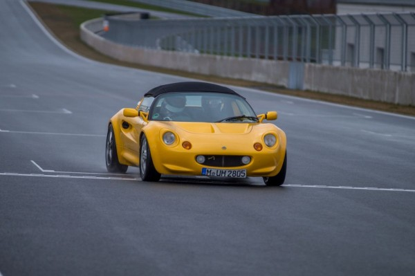 Blogger Day Bilster Berg Lotus Elise MK2
