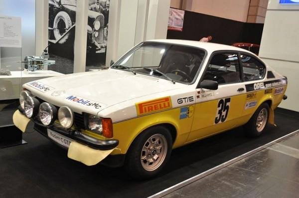 Opel Kadett C GT/E Rallye Gruppe 1