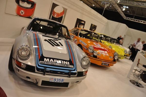 Porsche 911 diverse Rennwagen