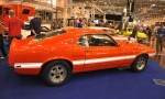 Shelby Mustang Fastback Mach1 GT500