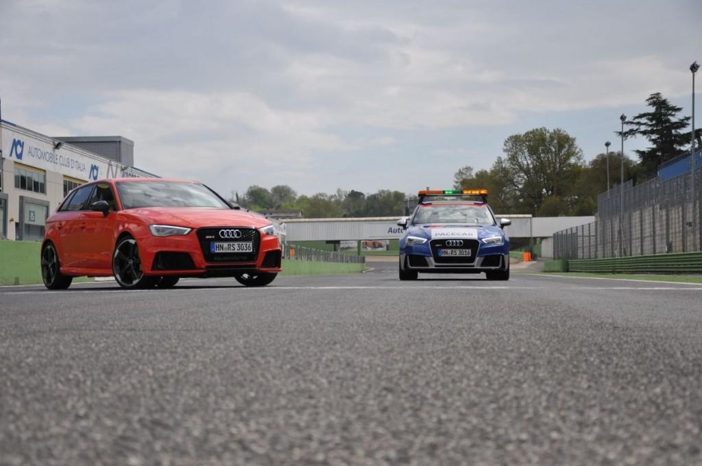 Der brandneue Audi RS3 Sportback im Fahrbericht