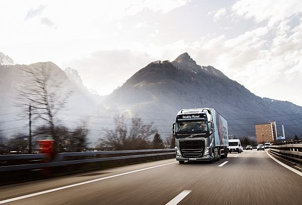 Volvo Trucks Reality Road
