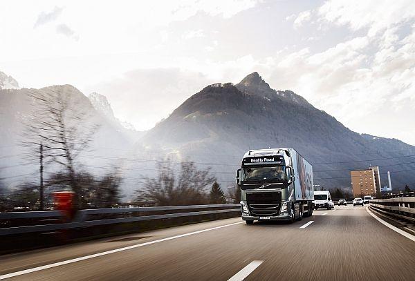 Volvo Trucks Reality Road