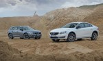 Volvo S60 Cross Country und V60 Cross Country