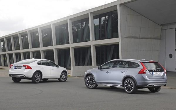Volvo S60 Cross Country und V60 Cross Country