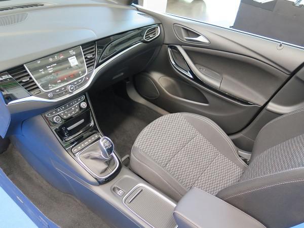 Opel Astra K 2015 Ausstattung Dynamic