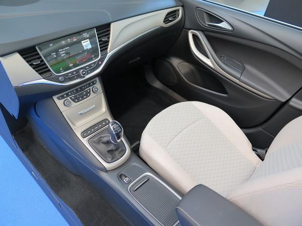 Opel Astra K 2015 Ausstattung Edition