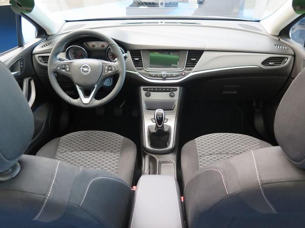Opel Astra K 2015 Ausstattung Selection