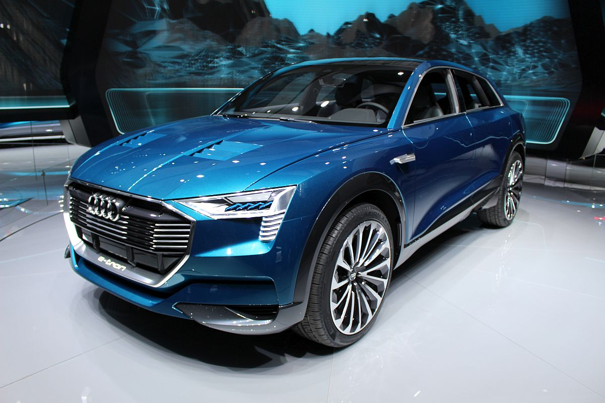 Audi Elektroauto 2018 | 2017 - 2018 Best Cars Reviews