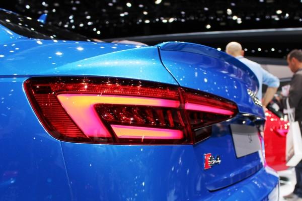 Audi S4 Abrisskanten
