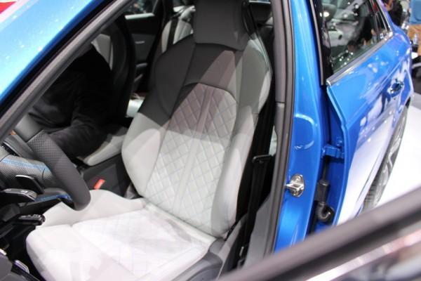 Audi S4 Sportsitze
