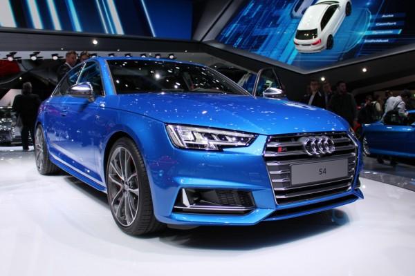 Audi S4 vorne