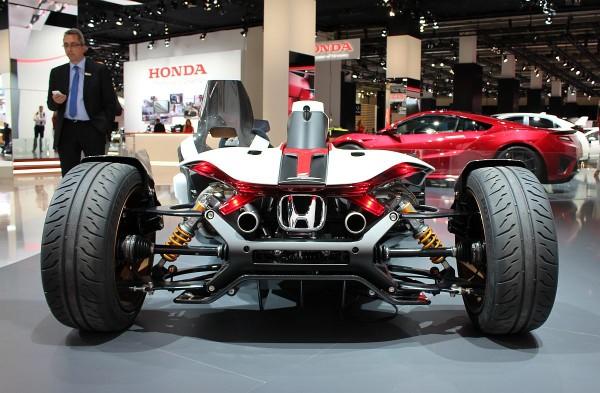 Honda Project 2-4 10
