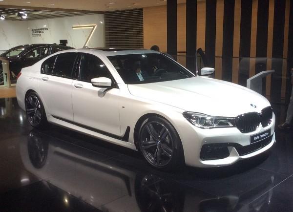 Neuer BMW 7er mit M-Sportpaket 01
