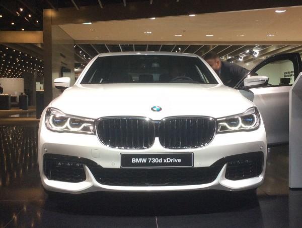 Neuer BMW 7er mit M-Sportpaket 03