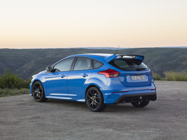 Ford Focus RS 001