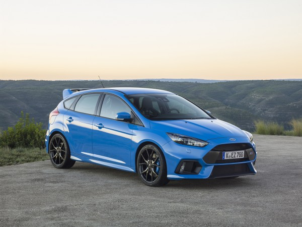 Ford Focus RS 002
