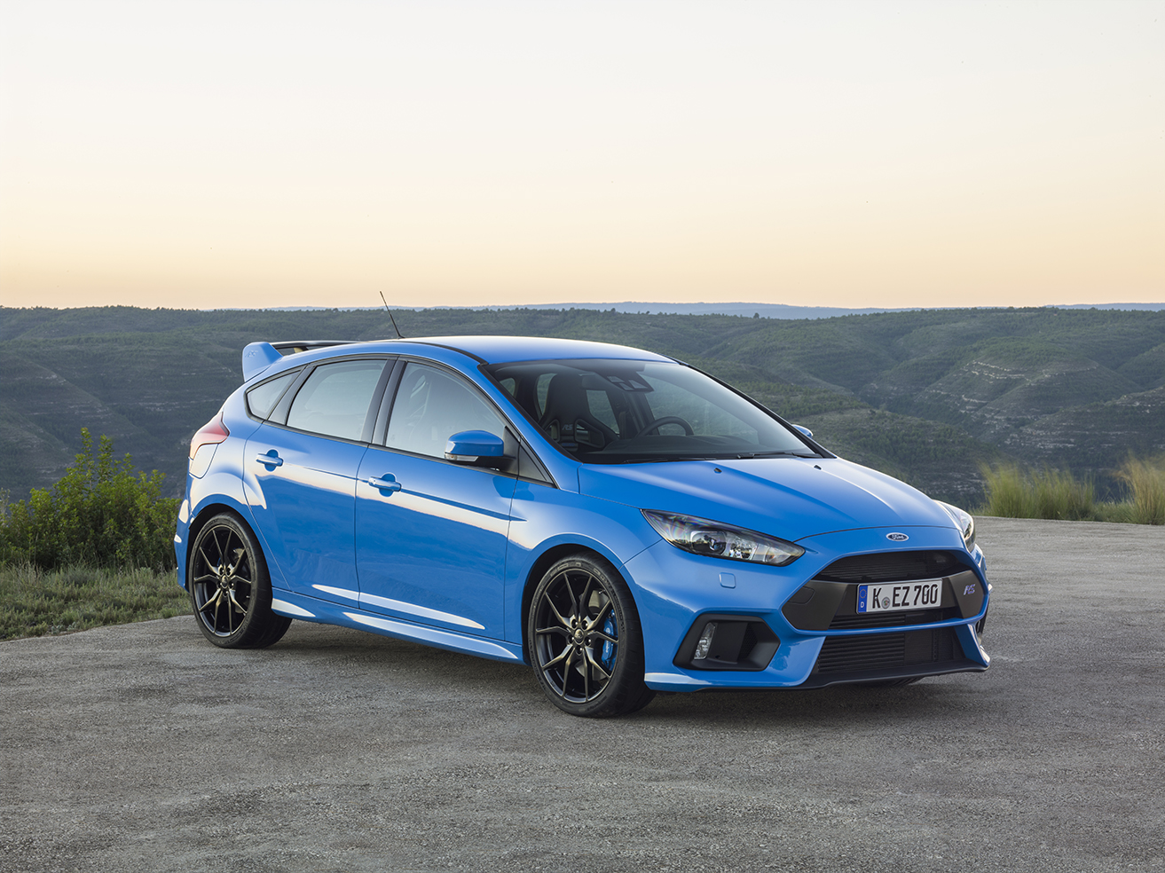 Ford focus rs 2016 car tuning