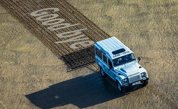 Bye, bye Land Rover Defender – Produktionsende nach 68 Jahren